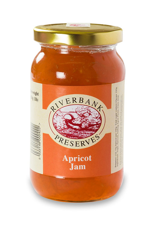 Riverbank Preserves Apricot Jam