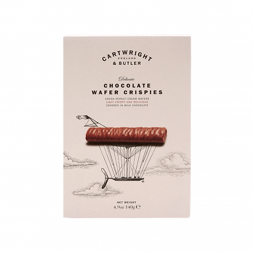 Cartwright & Butler Chocolate Wafer Crispies