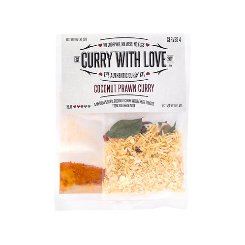 Curry with Love Coconut Prawn Curry Mix