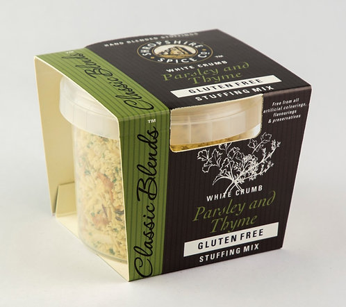 Shropshire Spice Co. Parsley & Thyme (G/F) Stuffing Mix