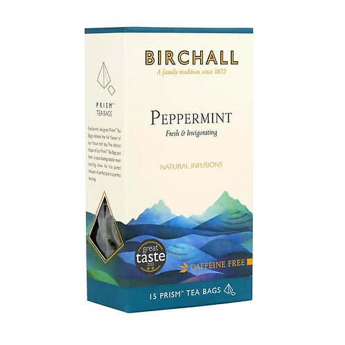 Birchall Peppermint Tea Bags