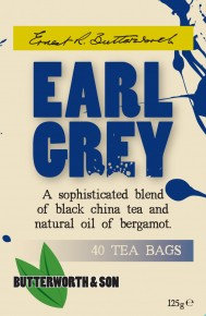 Butterworth & Son Earl Grey Tea Bags