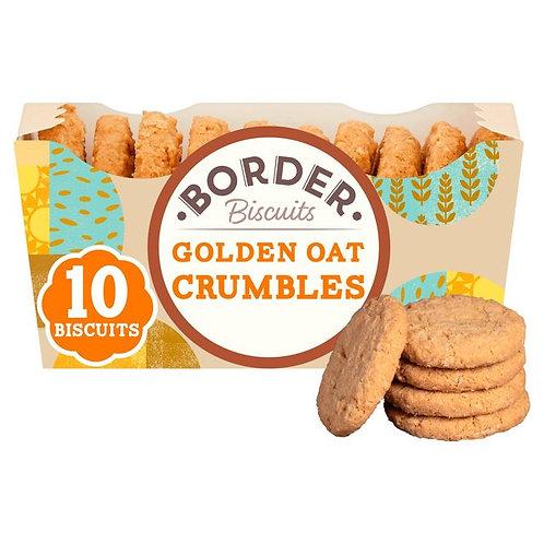 Border Golden Oat Crumbles