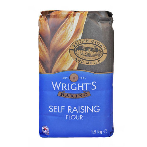 Wrights Self Raising Flour