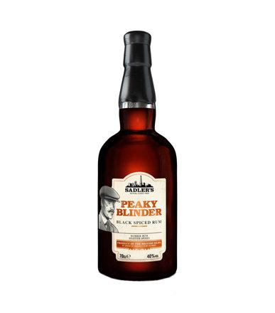 Sadler's Peaky Blinder Black Spiced Rum