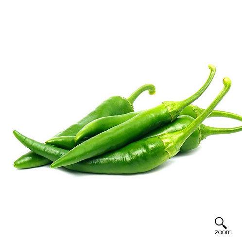 Green Chilli's