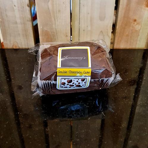 Hennessey's Chocolate Fudge Cake