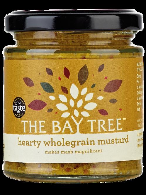 The Bay Tree Hearty Wholegrain Mustard