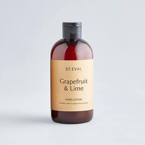 St. Eval Grapefruit & Lime Scented Hand Lotion