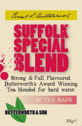 Butterworth & Son Suffolk Special Blend Tea Bags