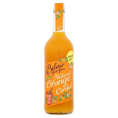 Belvoir Orange Cordial