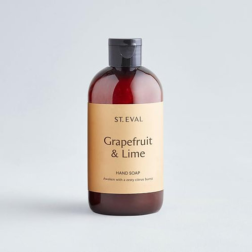 St. Eval Grapefruit & Lime Liquid Hand Soap