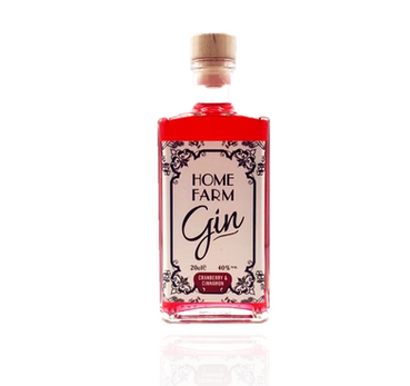 Home Farm Cranberry & Cinnamon 20cl