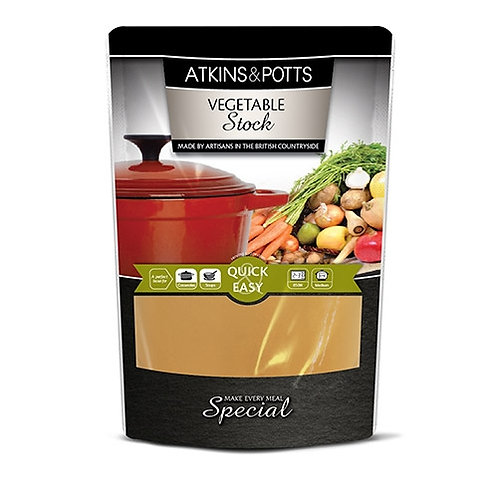 Atkins & Potts Vegetable Stock