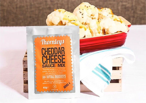 Thornleys Cheddar Cheese Sauce