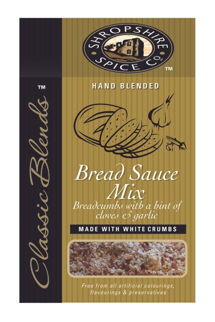 Shropshire Spice Co. Bread Sauce Mix