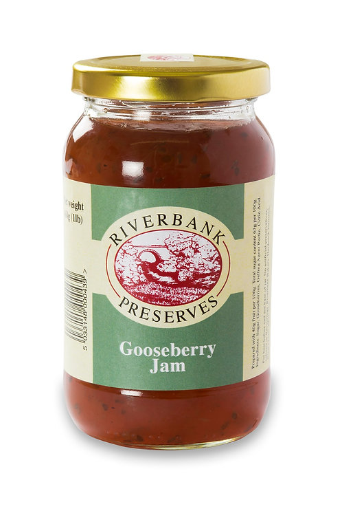 Riverbank Preserves Gooseberry Jam
