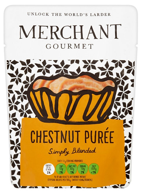 Merchant Gourmet Chestnut Puree