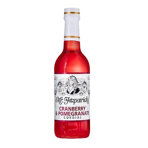 Mr. Fitzpatrick Cranberry & Pomegranate Cordial
