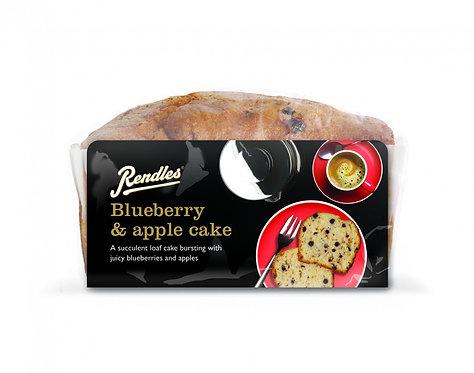 Rendles Wild Blueberry & Apple Cake