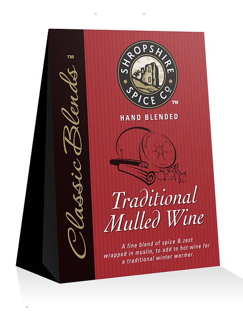 Shropshire Spice Co. Traditional Mulled Wine