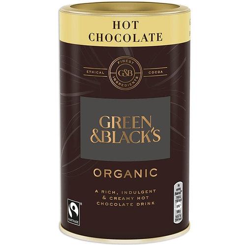 Green & Black's Organic Hot Chocolate 300g