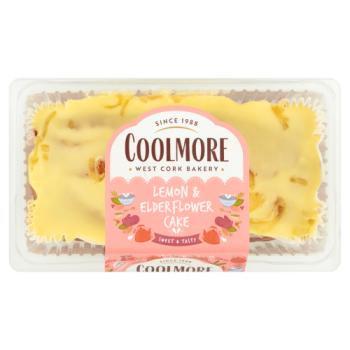 Coolmore Lemon & Elderflower Cake