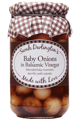 Mrs Darlington's Baby Onions in Balsamic Vinegar