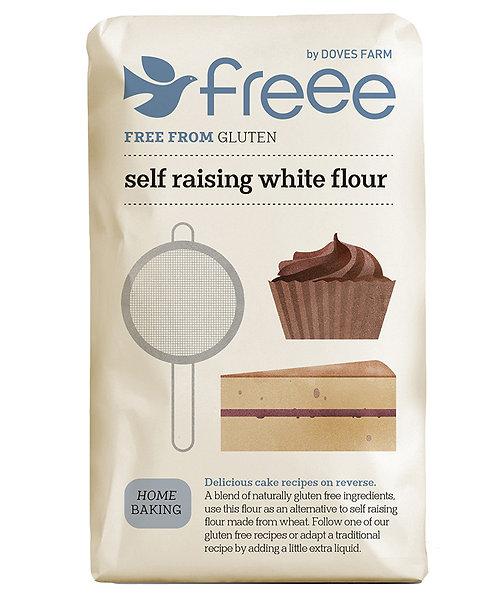 Dove Self Raising White Flour (Gluten Free)