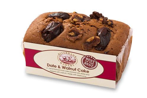 Riverbank Bakery Date & Walnut Cake