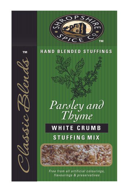 Shropshire Spice Co. Parsley & Thyme White Stuffing