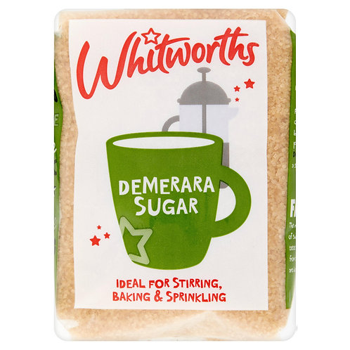 Whitworths Demerara Sugar