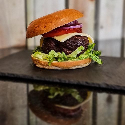 Hennessey's Tennessee Steak Burger