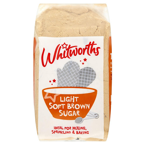 Whitworths Light Soft Brown Sugar