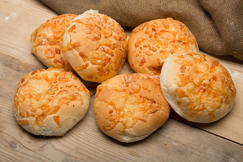 Cheese Topped Rolls