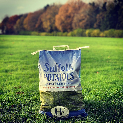 Suffolk Potatoes 7.5kg Bag