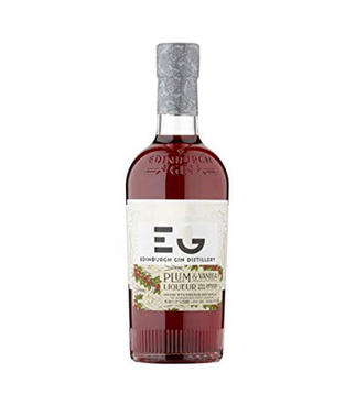 Edinburgh Plum & Vanil Gin 50cl