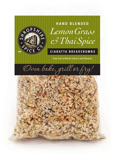 Shropshire Spice Co. Lemongrass & Thai Spice Breadcrumbs