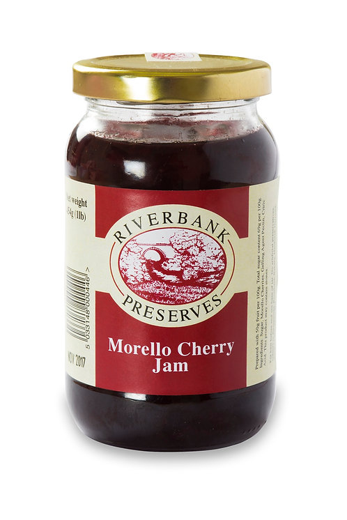 Riverbank Preserves Morello Cherry Jam