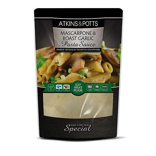 Atkins & Potts Mascarpone & Roast Garlic