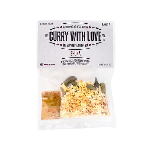 Curry with Love Bhuna Curry Mix