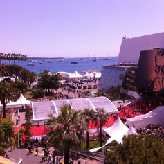 Cannes Film market
