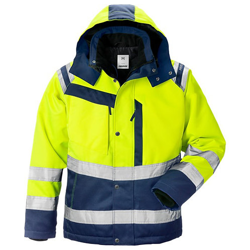 Damen High Vis Winterjacke
