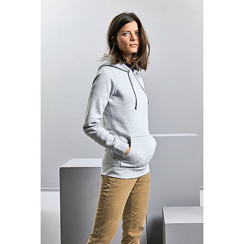 Damen Authentic Hooded Sweat