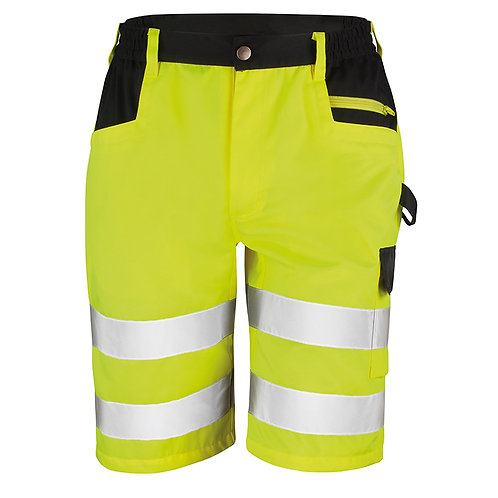 Cargo Warnschutz Shorts