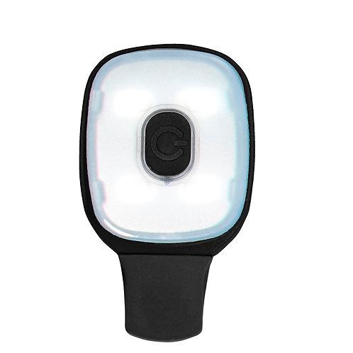 USB wiederaufladbarer Lichtclip