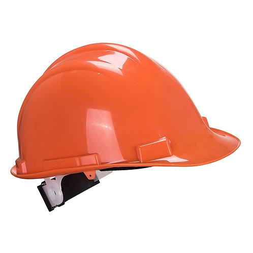 Schutzhelm mit Verstellrad