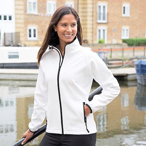Damen Printable Soft Shell Jacket