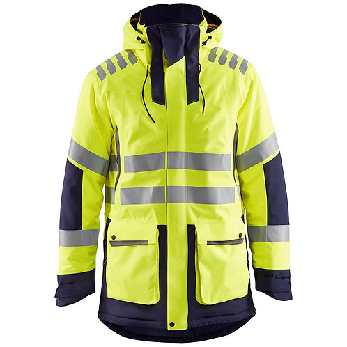 High Vis Parka Evolution
