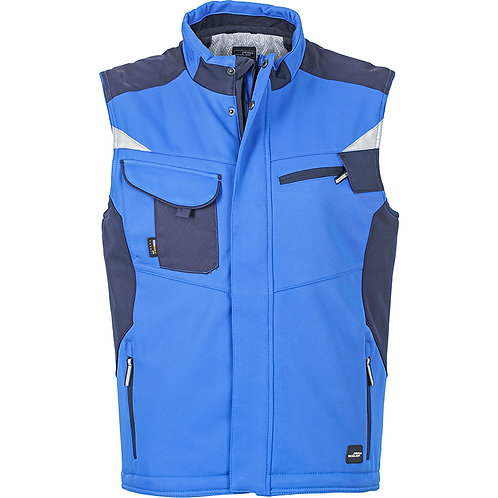 Workwear Winter Softshell Gilet - Strong